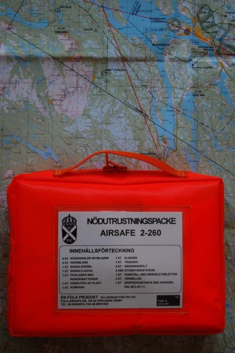 Räddningsutrustning